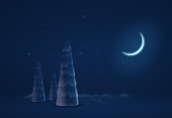 geanimeerde kerstkaart