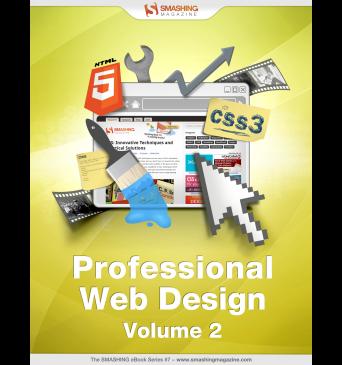 smashing magazine professional web design