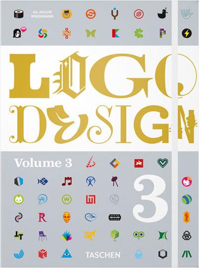 Logo Design vol. 3 - Taschen