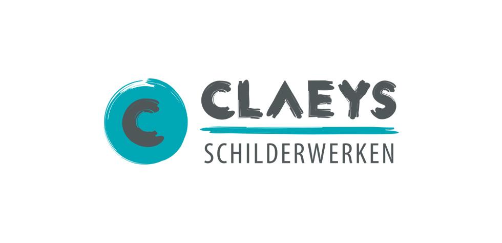 uniek logo schilderwerken Claeys