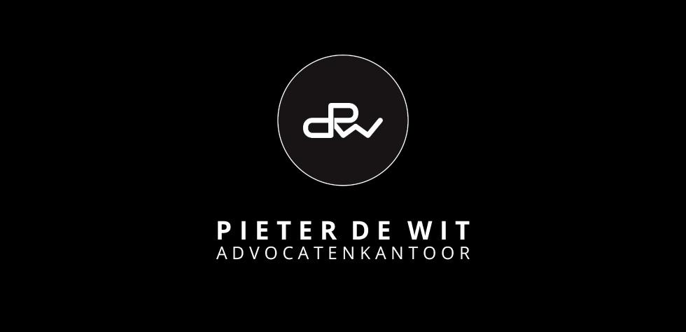 stijlvol en sober logo ontwerp voor advocaat