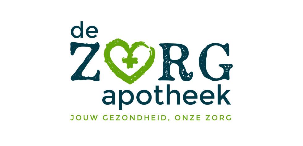 grafisch ontwerp logo apotheker