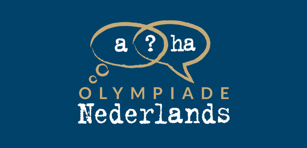 logo ontwerp olympiade nederlands