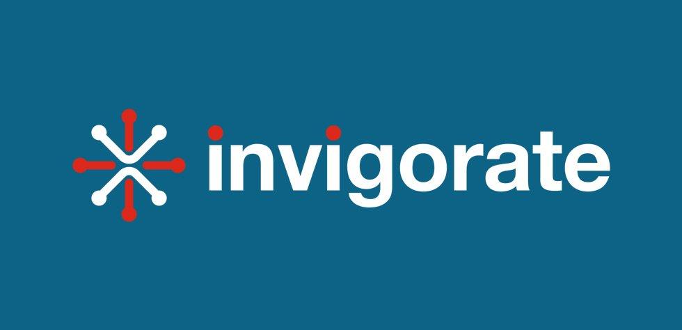 logo ontwerp invigorate