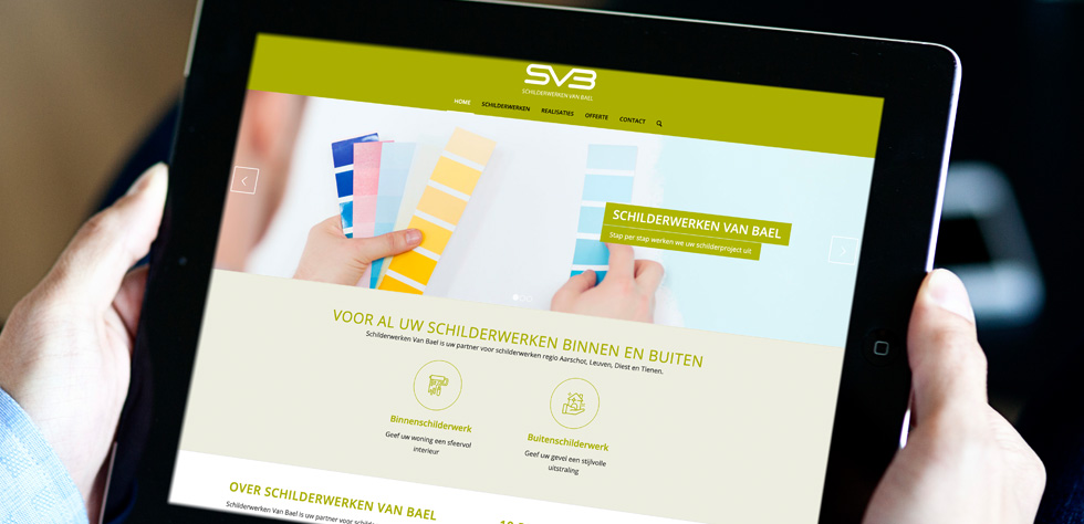 website schilder