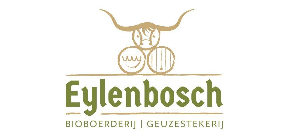 grafisch ontwerp logo bioboerderij