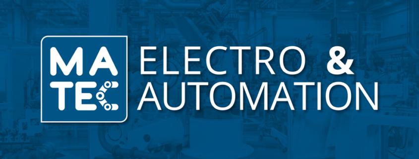 branding electro & automation logo