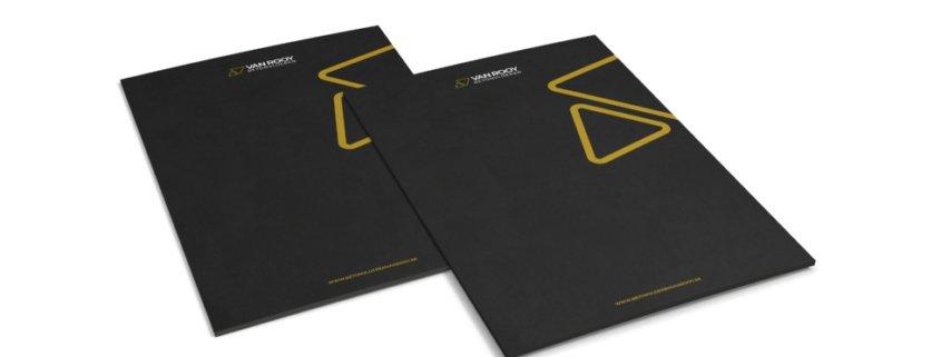 branding presentatiemap