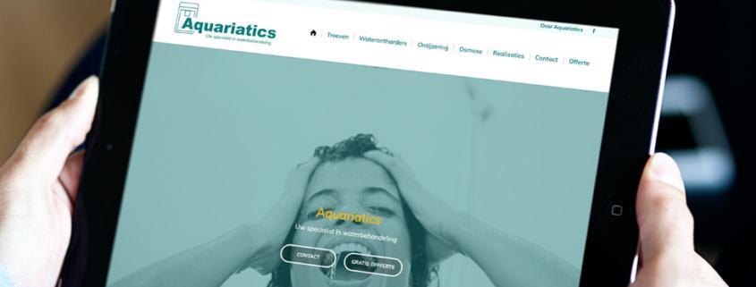 website met realisaties